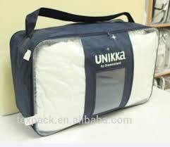 Duvet Bags Plastic Bag For Comforter Duvet Bed Sheet Buy Transparent