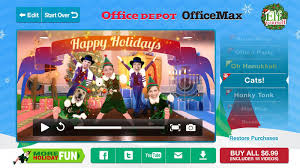elfyourself by office depot android apps on google play