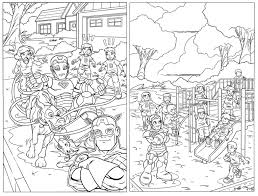 100 superheroes coloring pages printables awesome superhero