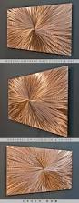 Copper Wall Decor by Metallic Wall Decor Shenra Com