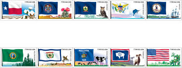 Flags Of Nations Usps Rounds Out Flags Of Our Nation Stamp Series Postalnews Blog