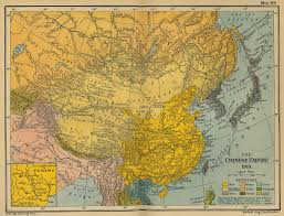 Nanking China Map by Concessions In China Wikipedia