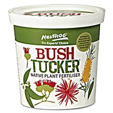 australian native plants for clay soil neutrog bush tucker 4kgs the online gardener