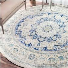 Porcelain Blue Rug 5 U0027 X 5 U0027 Rugs U0026 Area Rugs For Less Overstock Com
