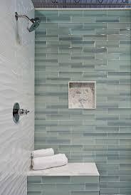 Tile Ideas Bathroom Glass Tile Bathroom Ideas Visionexchange Co