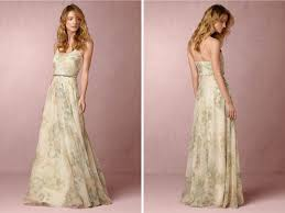 floral bridesmaid dresses 23 trendsetting floral bridesmaid dresses everafterguide