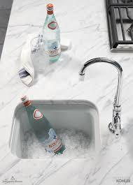 kohler essex kitchen faucet kohler bar sink contemporary kitchen kohler