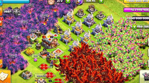 game coc sudah di mod how to download new coc mod 2017 latest unlimited every thing youtube