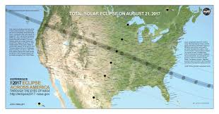 Buc Ee S Location Map Map Of Solar Eclipse August 21 2017 Space
