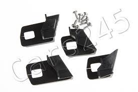 genuine bmw x5 e53 headlight repair kit oem 63126940249 ebay