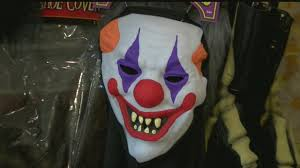 party stores still selling clown costumes but not many are buying