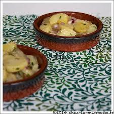 cuisiner la veille pour le lendemain kartoffelsalat marmotte cuisine