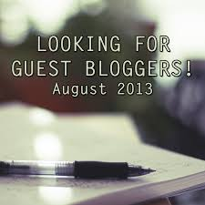 Seeking Guest Seeking Guest For The Month Of August 2013 The