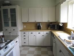 red oak wood classic blue shaker door flat front kitchen cabinets