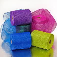 deco mesh ribbon 6 deco ribbon