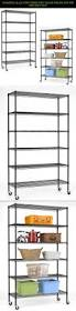 Heavy Duty Garage Shelving by Best 25 Garage Shelving Units Ideas On Pinterest Storage Room