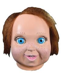 chucky mask chucky mask childs play 2 guys killer doll horror shop
