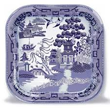 best 25 willow pattern ideas on broken china mosaic