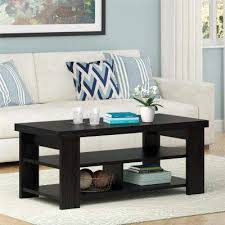 Gray Wood Coffee Table Altra Furniture Coffee Tables Accent Tables The Home Depot