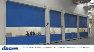 Industrial Overhead Door by High Speed Automatic Door For Industrial Application Auto Door