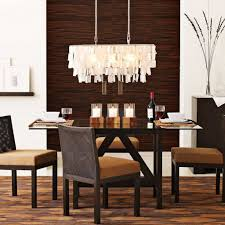 dining room crystal chandeliers chandeliers rectangular crystalr dining room gallery with simple