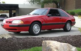 1990 ford mustang vermilion 1990 ford mustang hatchback mustangattitude com