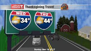 weather for thanksgiving thanksgiving travel weather