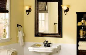 Wainscoting Bathroom Ideas by Black And White And Yellow Bathroom Ideas Living Room Ideas