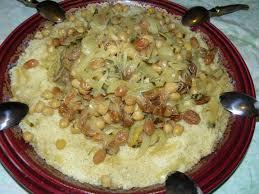 cuisine choumicha poulet ouscous madfoune au poulet choumicha cuisine marocaine choumicha