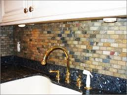 Tumbled Slate Backsplash by Slate Kitchen Floors Pros Cons Slate Tile Backsplash Pictures