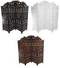 wooden traditional screens u0026 room dividers ebay