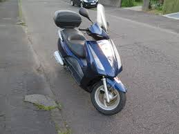 honda pantheon fes 125 2007 scooter renfrewshire motorbikes