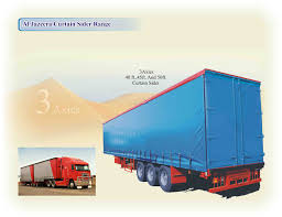 curtain side trailer curtain design