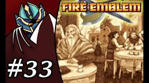 let u0027s play fire emblem blazing sword chapter 29 u0026 29x blazeplays