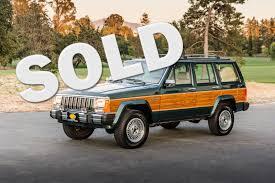 baja jeep cherokee 1992 jeep cherokee briarwood concord ca carbuffs concord ca