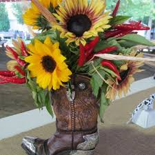 Cowboy Boot Planter by Best Cowboy Boot Decorations Western Decor Products On Wanelo