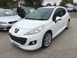 peugeot second hand prices second hand peugeot 207 s16 for sale in aylesbury buckinghamshire