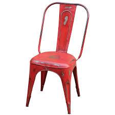 Tolix Bistro Chair Vignette Design I Ve Never Met A Tolix Chair That I Didn T Like