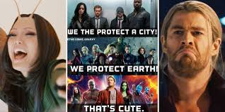 The Avengers Memes - 17 memes that show the guardians of the galaxy are better than the