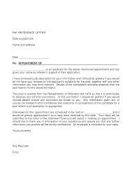 brilliant ideas of job application recommendation letter sample on