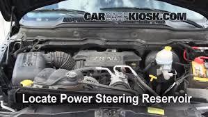 2002 dodge ram 4 7 engine power steering leak fix 2002 2005 dodge ram 1500 2002 dodge ram