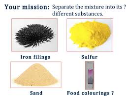 separating mixtures techniques teaching resources the science