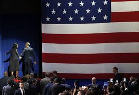 Barack Obama Flag Going High The Trouble With Barack And Michelle Obama U0027s Big Ask