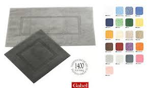 tappeti bagno gabel tappeto bagno gabel mille cm 60x100 50x50 con antiscivolo