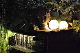 easy cheap diy landscape lighting hack the art of doing stuff