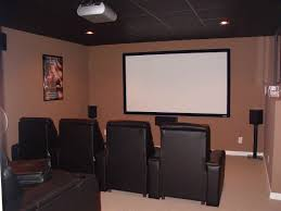 home theater room dimensions basement basement theater rooms