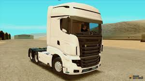 volvo sa trucks mta euro truck 01 gta san andreas youtube