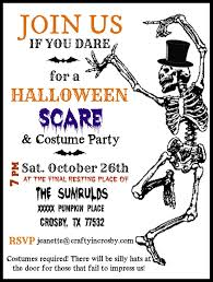 funny halloween party invitations u2013 festival collections