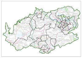Somerset England Map Bath U0026 North East Somerset Lgbce