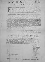 thanksgiving day proclamation truthopedia founding fathers u0027 national days of humiliation